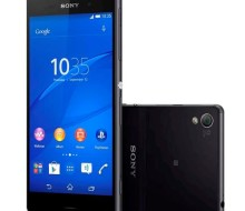 Smartphone Sony Xperia Z3 Preto D6643 com Tela 5.2, Single Chip, TV Digital, Câmera 20.7MP, 4G, Android 4.4 e Processador Quad-Core de 2.5