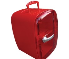 Mini Geladeira Quente e Frio Bivolt Vermelho 5 litros – Polar