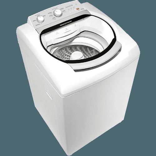 CLIQUE ➤➤ Lavadora de Roupas Brastemp 11kg BWS11 Cesto Smart Wave – Branco   oferta com preço barato em Promoção no site de loja