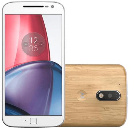 """CLIQUE ➤➤ Smartphone Motorola Moto G4 Plus Dual Chip Android 6.0 Tela 5.5"""" 32GB Câmera 16MP – Bambu   oferta com preço barato em Promoção no site de loja"""