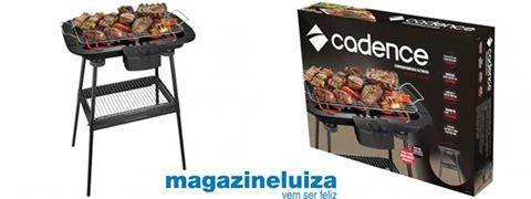 CLIQUE ➤➤ Churrasqueira Elétrica Cadence 1800W – Pratic Tasty 110 Volts   oferta com preço barato em Promoção no site de loja