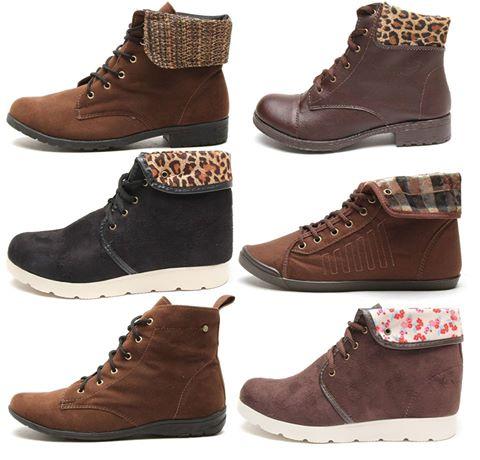CLIQUE ➤➤ seleção de botas e coturno   oferta com preço barato em Promoção no site de loja