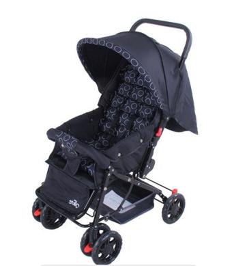 CLIQUE ➤➤ Carrinho Berço de Bebê Bolinhas – Stillo   oferta com preço barato em Promoção no site de loja