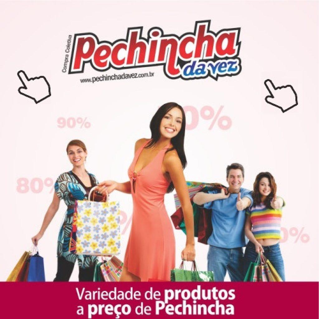 Site Pechincha da Vez
