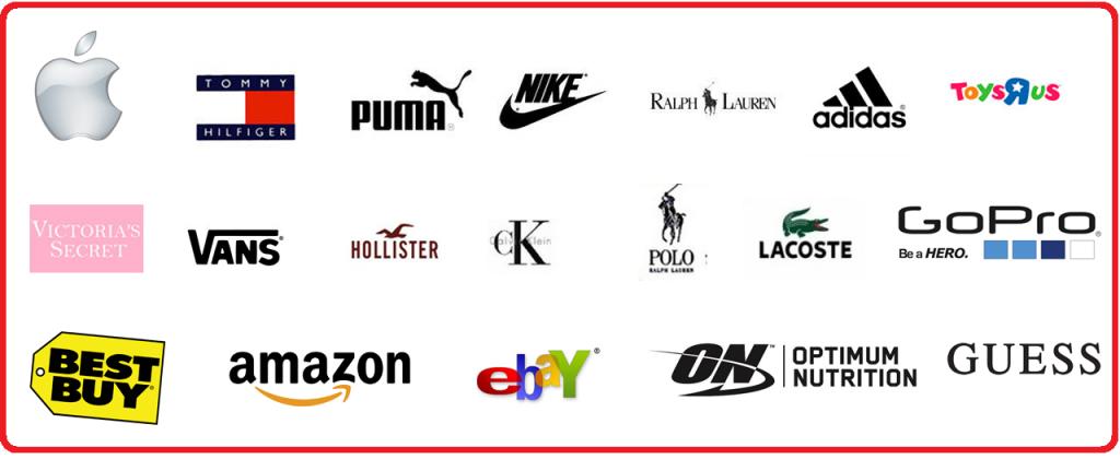 Site de Compras Americano