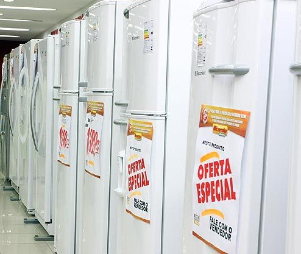 onde comprar geladeira barata