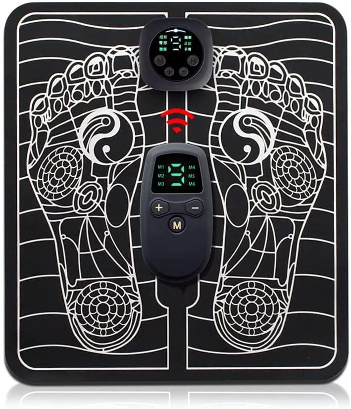 Confira ➤ Simulador de músculo eletrônico inteligente portátil Massageador de pés Almofadas de massagem de pulso Máquina de reflexologia podal 6 modos 9 engrenagens Ferramentas práticas domésticas ajus ❤️ Preço em Promoção ou Cupom Promocional de Desconto da Oferta Pode Expirar No Site Oficial ⭐ Comprar Barato é Aqui!