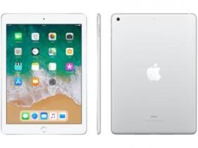 "iPad 6 Apple 128GB Tela 9.7"" Retina – Proc. Chip A10 Câm. 8MP + Frontal iOS 11 Touch ID"