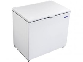 Freezer e Refrigerador Horizontal Dupla Ação – 1 Tampa 293L Metalfrio DA302 110 Volts – Branco