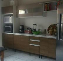 Cozinha Compacta Madesa Smart G20073097G – com Balcão 12 Portas 2 Gavetas 100% MDF M-A-R-A-V-I-L-H-O-S-A 📦 Frete Grátis 🇧🇷