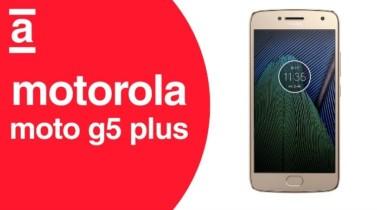 Ótimo no Cartão da Loja!!! Smartphone Moto G 5 Plus Dual Chip Android 7.0 Tela 5.2″ 32GB 4G