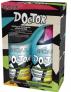 Kit Inoar Doctor: Shampoo 250ml + Condicionador 250ml – Produtos Multifuncionais: Hidratação, Nutrição e Reconstrução