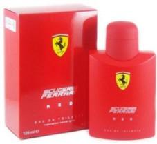 Ótimo Presente!!! Perfume Ferrari Red Masculino Eau de Toilette 125ml