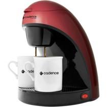 Cafeteira Elétrica Cadence Single CAF111 com 2 Xícaras – Vermelho