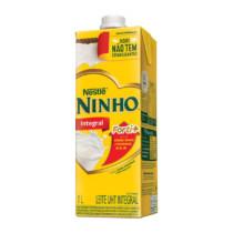 Leite Integral UHT Tipo A Nestlé Ninho 1 Litro Cód.8353450