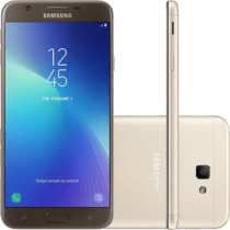Smartphone Samsung Galaxy J7 Prime 2 Dual Chip Android 7.1 Tela 5.5″ Octa-Core 1.6GHz 32GB 4G Câmera 13MP com TV