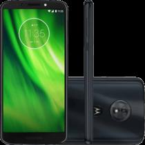 Smartphone Motorola Moto G6 Play Dual Chip Android Oreo – 8.0 Tela 5.7″ Octa-Core 1.4 GHz 32GB 4G Câmera 13MP