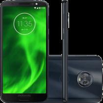 Smartphone Motorola Moto G6 Plus 64GB Dual Chip Android Oreo – 8.0 Tela 5.9″ Octa-Core 2.2 GHz 4G Câmera 12 + 5MP (Dual Traseira)