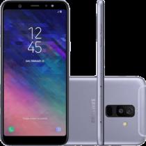 Smartphone Samsung Galaxy A6+ SM-A605GZDQZTO 64GB Tela 6″ Câmera 21MP Android 8.0