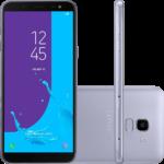 Smartphone Samsung Galaxy J6 64GB Dual Chip Android 8.0 Tela 5.6″ Octa-Core 1.6GHz 4G Câmera 13MP