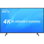 Smart TV LED 40″ Samsung Ultra HD 4k 40NU7100 com Conversor Digital 3 HDMI 2 USB Wi-Fi HDR Premium Smart Tizen