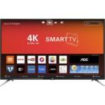 Smart TV LED 32″ AOC LE32S5970S HD 3 HDMI 2 USB Preta com Conversor Digital