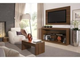 (MUITO BARATO) Rack pra TV até 47″ com Mesa de Centro e Painel – Multimóveis Inovare