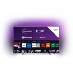 "Smart TV LED 55"" Philips 55PUG6794 4K Ultra HD AMBILIGHT 3 lados HDR10+ Dolby Vision Dolby Atmos Bluetooth Wifi 3 HDMI 2 USB – Prata"