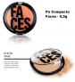 Pó Compacto Faces – 5,5g