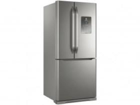 Geladeira/Refrigerador Electrolux Frost Free Inox – French Door 579L Multidoor DM84X