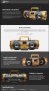 Ótimo!!! Boombox Lenoxx 100W RMS com Rádio FM Estéreo, Bluetooth, CD e MP3 Player, Entrada USB e Auxiliar – BD1500