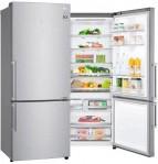 *Geladeira/Refrigerador Smart LG Bottom Freezer – Inverter 451L com LG ThinQ GC-B659BSB Inox*