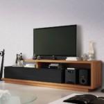 Rack para TV até 60″ 1 Gaveta Spazzio Nobre – Unique Dante