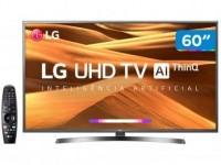 "Smart TV 4K LED 60"" LG 60UM7270PSA"