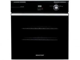 Forno de Embutir a Gás GLP Brastemp BOA84AERNA – 84L Grill Touch Timer 220 Volts