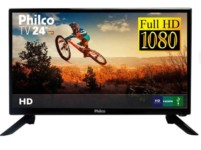 TV LED 24″ Philco PTV24N92D Full HD com Conversor Digital 1 HDMI 1 USB Sleep timer – 60Hz