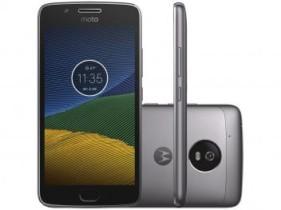 Smartphone Motorola Moto G5 32GB Platinum – Dual Chip 4G Câm. 13MP + Selfie 5MP Tela 5″