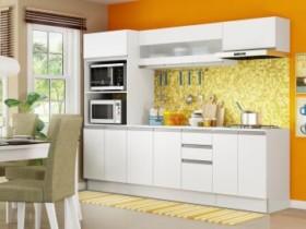 Cozinha Compacta Madesa Smart G200730909 – com Balcão 12 Portas 2 Gavetas 100% MDF