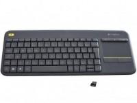 Teclado Multimídia Sem Fio USB K400 Plus – Logitech