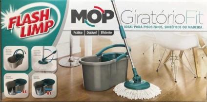 Mop Giratório Fit – Flashlimp