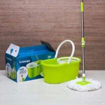 Esfregão de limpeza prática spin Mop com 2 refis – Bt-140 Beltempo
