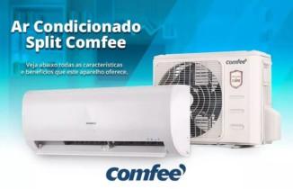 Ar Condicionado Split Hi-Wall Comfee 18.000 BTUs Frio 220V
