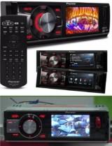 DVD Automotivo Pioneer DVH-7880AV Tela 3″ Conexões USB e RCA