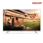 – Smart TV LED 49 Polegadas Semp Toshiba 4K Wi-fi Full HD 3 HDMI 2 USB 49K1US