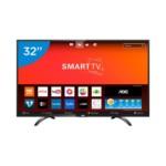 Smart TV LED 32 Polegadas AOC LE32S5970S HD Wifi 2 USB 3 HDMI