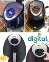 Fritadeira Elétrica Air Fryer/Sem Óleo Philco – Digital 3L Timer