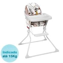 Cadeira de Alimentação Galzerano Standard II Panda – para Crianças até 15kg