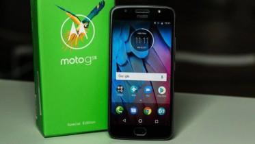 "Smartphone Motorola Moto G5s 32GB- Dual Chip 4G Câm. 16MP + Selfie 5MP Tela 5,2"""