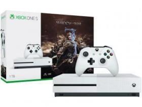 Xbox One S 1TB Microsoft 1 Controle – com 1 Jogo B