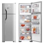 Refrigerador Frost Free 310L Inox (DFX39) – Electrolux